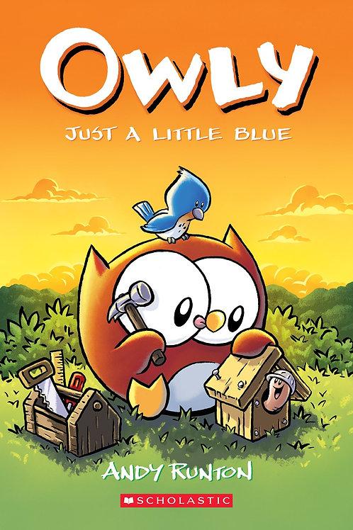Owly: Just a Little Blue (#2)