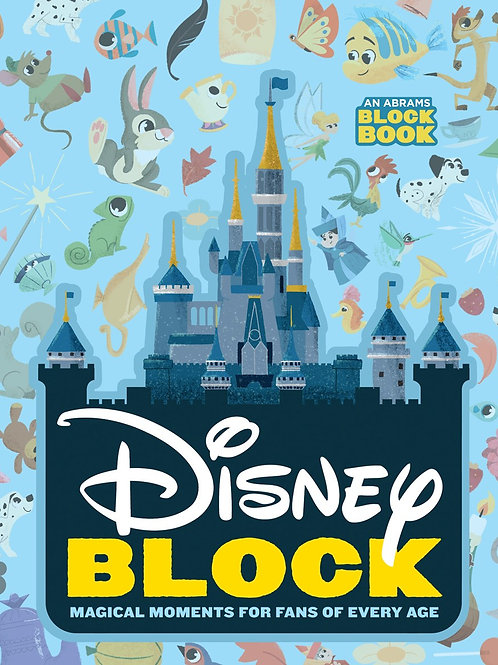 Disney Block by Peskimo (Illustrated by), Abrams Appleseed