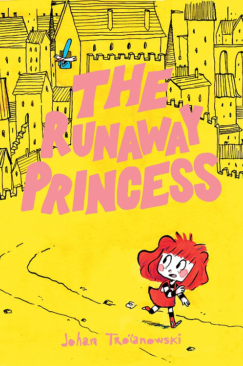 The Runaway Princess by Johan Troianowski