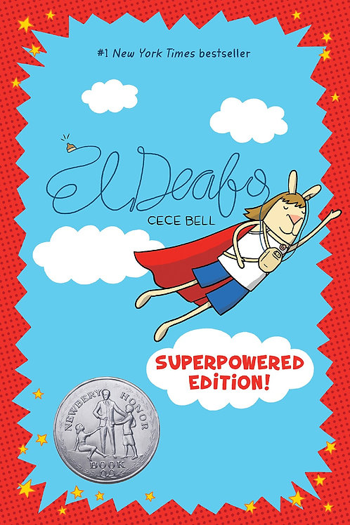 El Deafo Superpowered Edition by Cece Bell