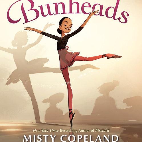 Bunheads by Misty Copeland / Ill. Setor Fiadzigbey