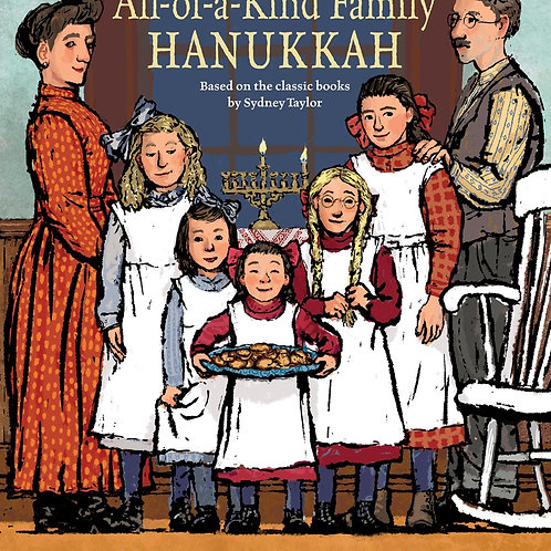 All of a Kind Family by Emily Jenkins /Ill. Paul O. Zelinsky