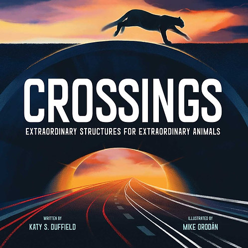 Crossings by Katy S. Duffield, Mike Orodán (Illustrated by)