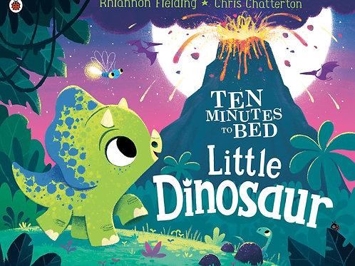 Little Dinosaur by  Rhiannon Fielding, Chris Chatterton (Illustrated by)