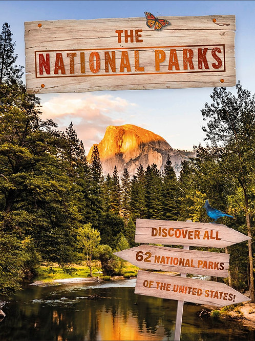 National Parks: Discover All 62 National Parks of The United States