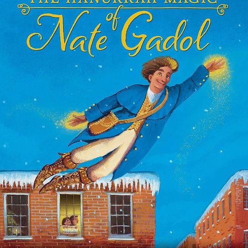The Hanukkah Magic of Nate Gadol by Arthur A. Levine / Ill. Kevin Hawkes