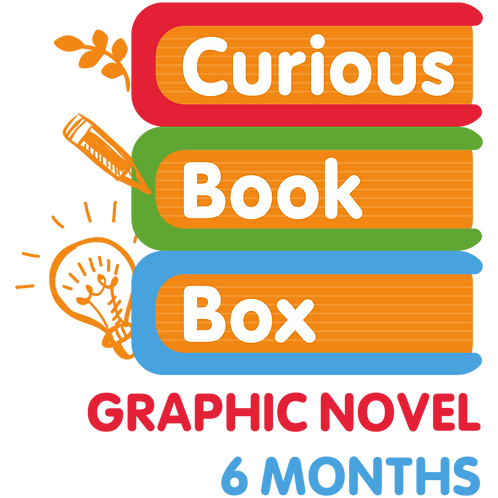 Graphic Novel Curious Book Box (6-Month)