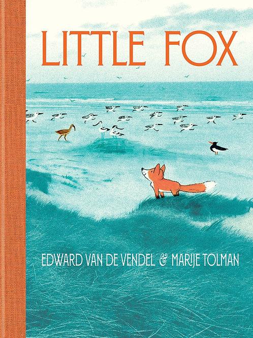 Little Fox by Edward van de Vendel / Ill. Marije Tolman / transl. David Colmer