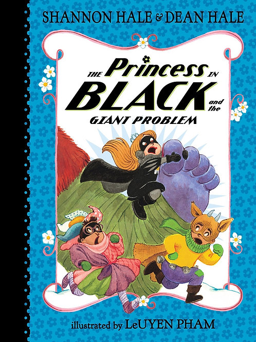 Princess In Black and the Giant Problem (#8) by