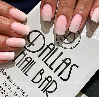 Beautiful French ombré set