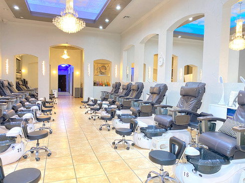 Pedicure Chairs