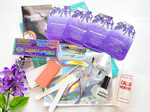 Deluxe Pedicure Kit