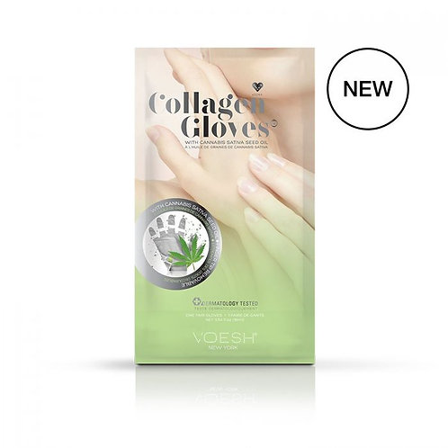 Collagen Gloves with Hemp Infused (1 Pair)