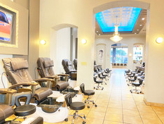 Pedicure Chairs (back view)