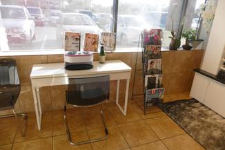 Nail Dry Station
