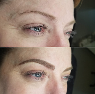 MICROBLADING FOR THE WIN!