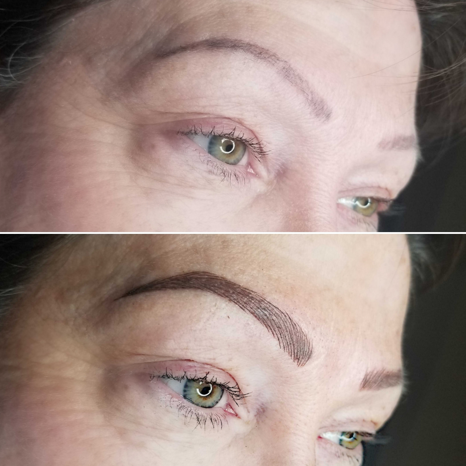 12-18 MONTH TOUCH-UP MICROBLADING ONLY