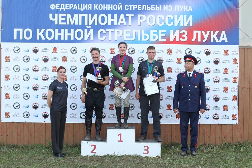 Майя Динова - Чемпион России в категории S