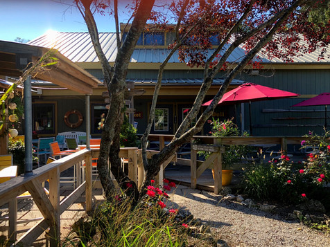 Rudder's Cafe