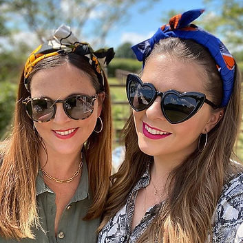 What stunning sisters 👯♂️💙😍 @ginabry