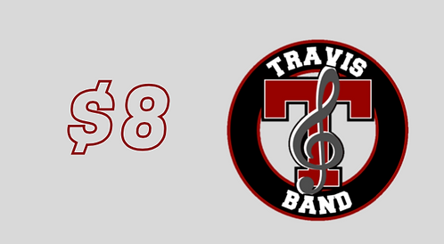 Travis Band Car Decal