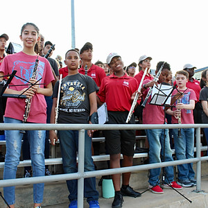 Travis Vs Spring- Middle School Band Night