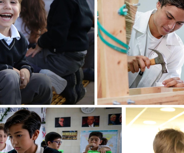Propuesta Collage para Programa Academic