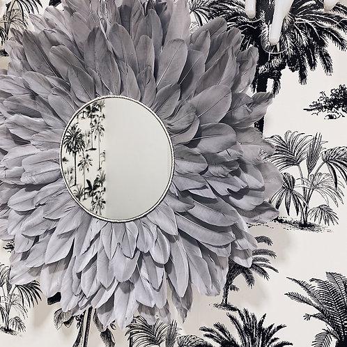 Juju Hat miroir - Gris