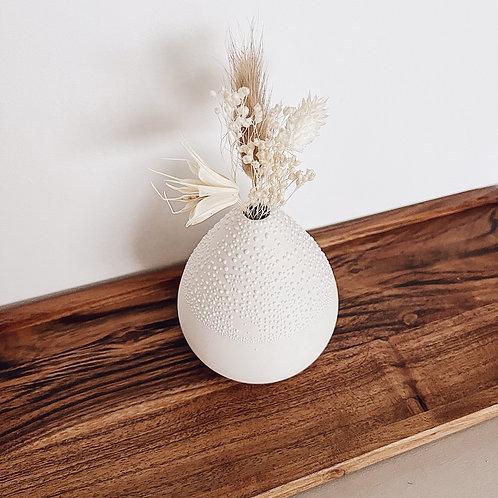 Mini vase texturé n°4