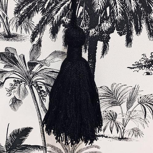 Pompon - Noir