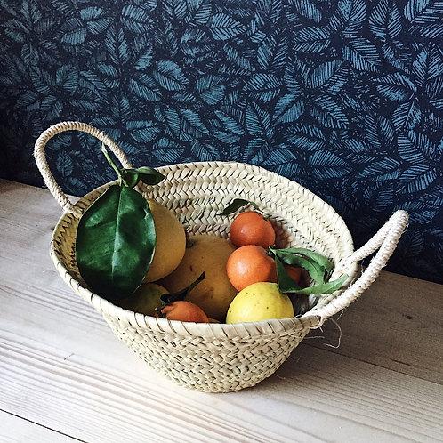 Petit panier marocain - Panier à fruits