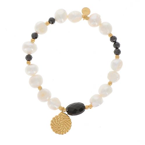 Bracelet Margaux - Noir