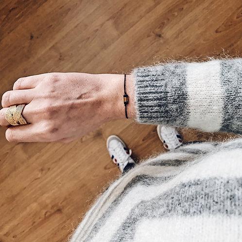 Bracelet Mia n°2 - Noir