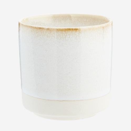 Mug en grès - Crème