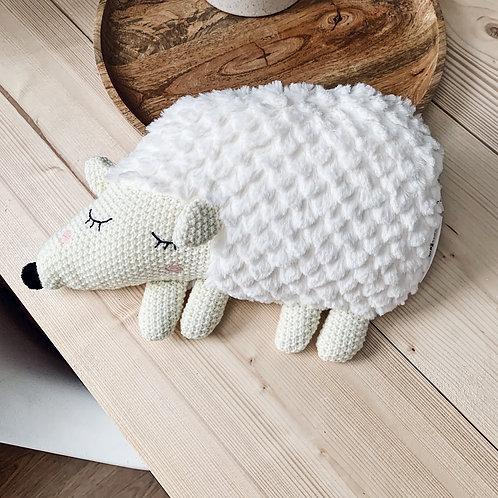 Peluche mouton tout doux