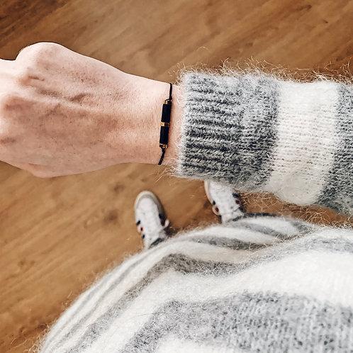 Bracelet Mia n°4 - Noir