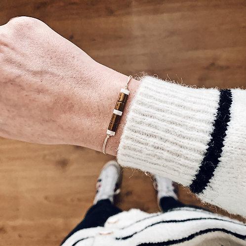 Bracelet Mia n°4 - Blanc