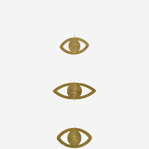 Décoration trio - Eyes