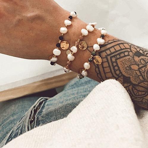 Bracelet Noélie - Noir