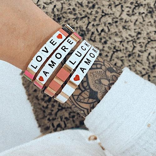Bracelet WORD - Love multi