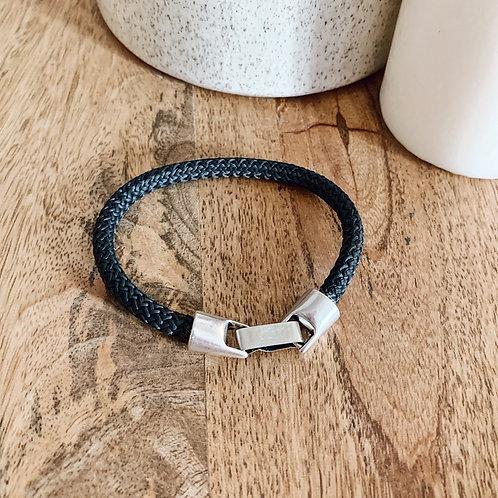 Bracelet Homme - Gris anthracite