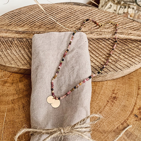 Collier Amour - Rose