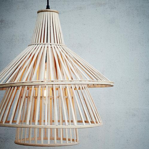 Suspension bambou - Naturel