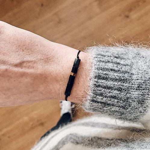 Bracelet Mia n°5 - Noir