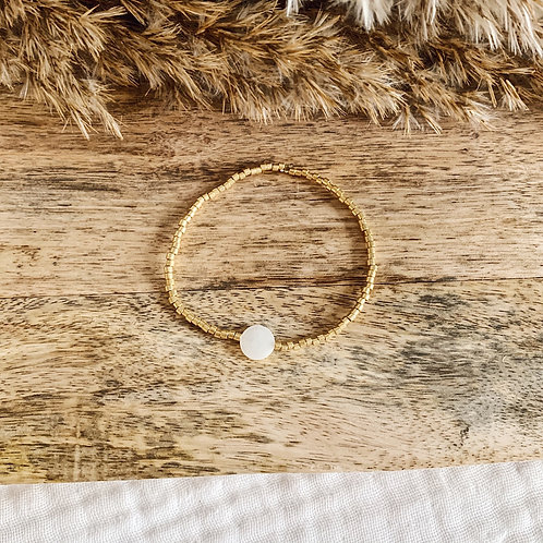 Bracelet Lily - Doré