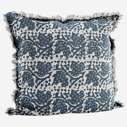 Coussin ou taie d'oreiller - Bleu