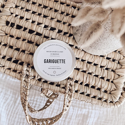 Bougie - Gariguette