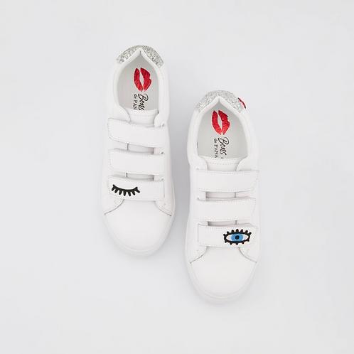 Sneakers Edith - Eyes