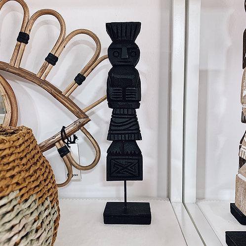 Petite statue - Noire