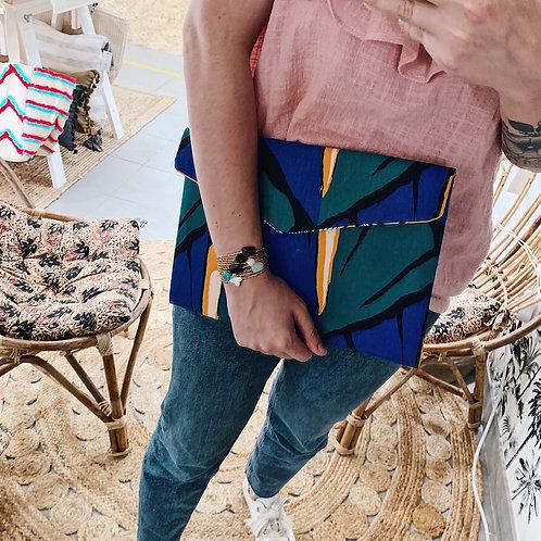 Pochette Summer - Bleue